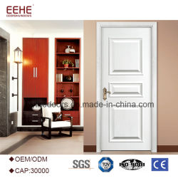Interior Solid Wood Single Door Panel Inserts Flower Designs