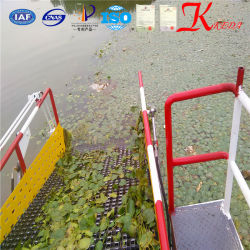 Chinese Gold Supplier Water Hyacinth Salvage Ship