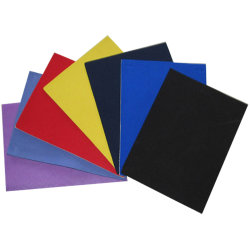 Perforated Holes for Good Ventilation Raw Material Neoprene Sheet
