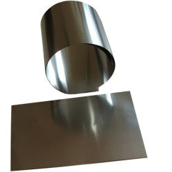 G1, G2, G5 Titanium Foil for Medical and Sports Industry