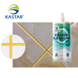 Kastar Easy-to-Operate Black Cement Slurry for Bedroom Floor Tile Gap Filling