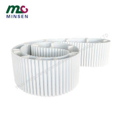 Factory Wear-Resisting Block Polyurethane Synchronous Belt and Baffle Special-Shaped Gear Industrial Synchronous Belt Special Processing Belt