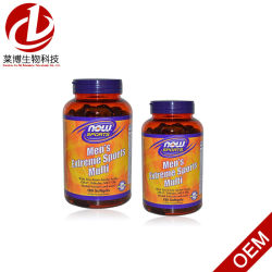 GMP Quality Assured Men′ S Extreme Sports Multi 180 Softgels