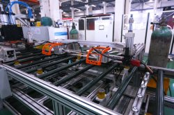 Automatic Stacking Device Machine