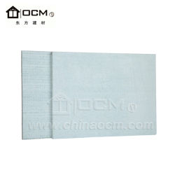 Firep Resistance Magnesium Oxide Panel for Wall Partition System