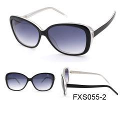 d5fbe35abc78 Women Fancy Acetate Sunglasses with Polarized UV400 Cat3 Lens (FXS055)