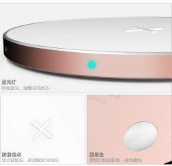 Shenzhen Factroy Directly Supply Choetech Fast Wireless Charger