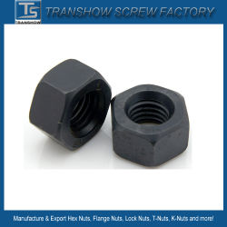 DIN ANSI JIS Bsw Carbon Steel Hex Nut