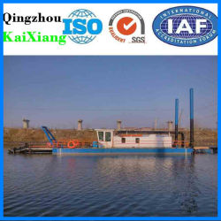 Extensive Used Hydraulic Cutter Suction Dredgers with 1000 M3/Hour Capacity