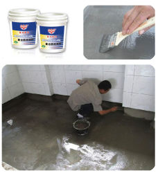 Polymer Modified Cement Waterproof Slurry/Coating for Toilet/ Shower Room