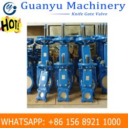 Pneumatic Wafer Type Slurry Knife Gate Valve