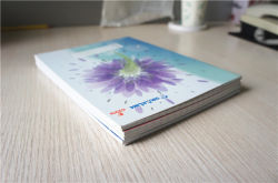 Custom Student Exercise Book Hardcover A4 A5 Copybook Paper Notebook
