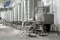 Full Automatical Function Beverage Filling Machine /Function Drinking Production Line