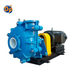 High Pressure Slurry Pump Factory Price Sand Gravel Mud Pump for Heavy Duty Gold Mining Offshore Drilling