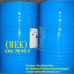 High Purity 2-Butanone/Methyl Ethyl Ketone (MEK) CAS: 78-93-3 with Best Price
