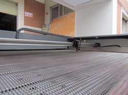 Sports Clothes Series Laser Cutting Machine