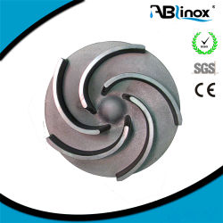 Stainless Steel Slurry Pump Impeller