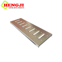 High Smooth Surface Stainless Steel Grate for Drainage