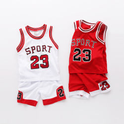2018 New Summer Design Infant Romper Sport Baby Cloth Set
