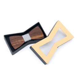 5b5e9fcdcb88 Wooden Bow Tie Novelty Men's Gifts Fashion Wedding Wood Tuxedo Bow Tie  Necktie
