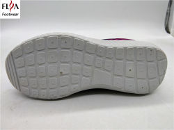 Hottest Injection Sport Shoes Leisure Athletic Shoes for Children (HH1812-17)