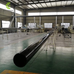 225mm Australia Market Slurry Sewer UHMWPE Pipe Connections