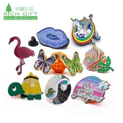 TOOTH Fashion Pins Cartoon Pin Badge Brooch Metal Enamel Badge Clothes Decor HY