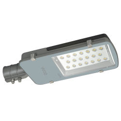 Economical LED Street Lamp 50W CE RoHS Approved IP65 Ik08 Waterproof
