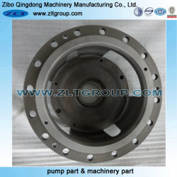 ANSI Centrifugal Chemical Pump Parts for Sand Casting