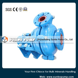 High Pressure Centrifugal Slurry Pump/Trash Pump/Mining Pump with Ce Proved