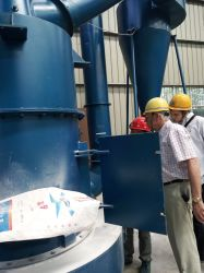 2017 Yuhong Raymond Mill for The Grinding Powder Production Line