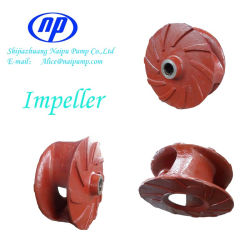 Naipu Pumps and Accessories for Mining Machinery Volute Liner Impeller