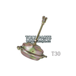 100% Test Truck Spring Air Chamber with Single Chamber T30