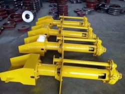 Top Quality Vertical Submersible Slurry Pump for Mining