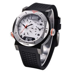 Men's/Best Pocket /Fashion/Sports/Two Time Zones/Analog/Digital/Chronograph/Slicon Band/Stainless Steel Watch /Great/Waterproof Watch/Quartz Watch