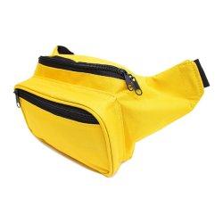 Wholesale Custom Print Fashion Men Sports Fanny Pack Women Running Waist Bag