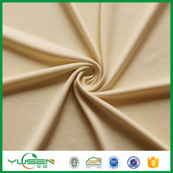 Single Jersey Polyester Spandex Knitted Fabric for Sport Wear