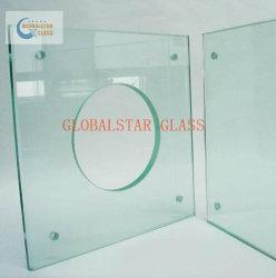 8-10mm Polishing Tempered Glass Door Window