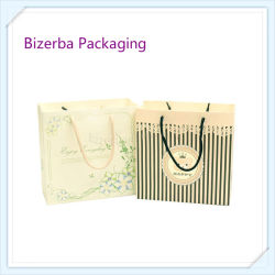 Customized Printed Wholesale Paper Shopping Bags