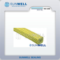 Wear Resistant Aramid Fiber Packing