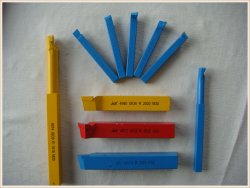 Cheapest Carbide Brazed Tools Turning Tools/Metal Cutting Tool Bits (DIN4972-ISO2)