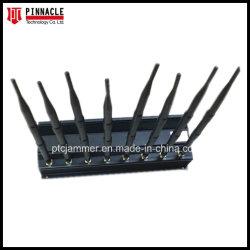 Anti mobile jammer - 10 Antennas Anti Jammer