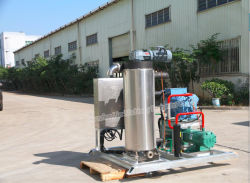 10t/Day Sea Water Slurry Ice Machine for Seafood