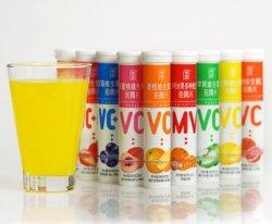 Sport Effervescent Tablet Tubes Terbaik Merek Vitamin C Tablet Effervescent