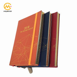Factory Wholesale High Quality Custom Notebook Vintage Leather Journal Book