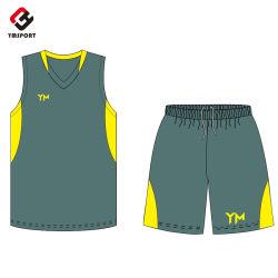 fcfa76b9914 Wholesale Custom Sublimated Kids Basketball Uniform for Team