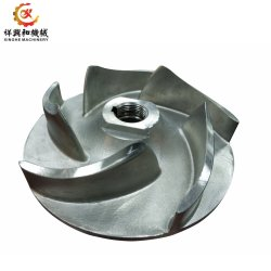 Customized Stainless Steel Impeller Pump Slurry Pump Impellers