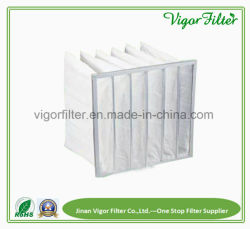 Dust Collector Bag Filter of Middle Efficiency F7