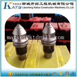 Kt Drill (C402 / B47K) Hydraulic Rotary Rig Rock Piling Tool Bit