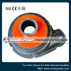 Best Service Centrifugal Slurry Pump Wet Accessories with High Corrosion Resistance